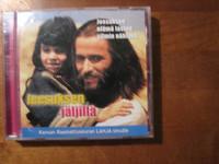 Jeesuksen jäljillä DVD