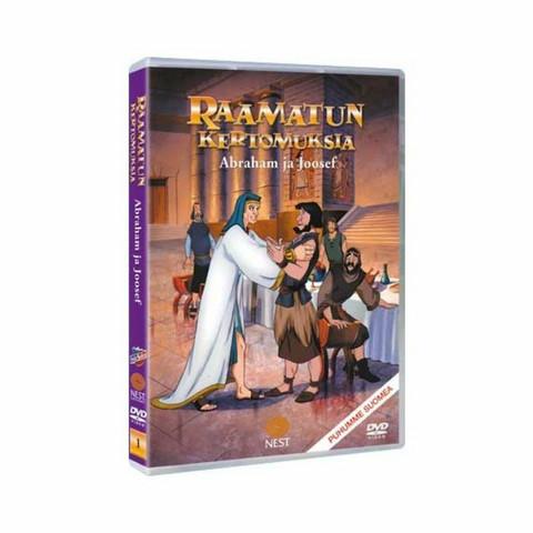 Aabraham ja Joosef DVD