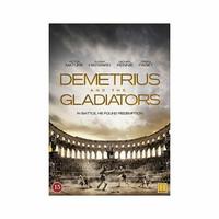 Demetrius and the gladiators, DVD