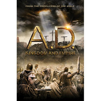 A.D. Kingdom and empire, (4 x DVD)