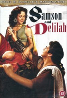 Samson and Delilah, dvd