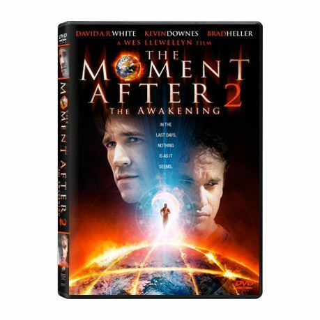 The moment after 2, dvd