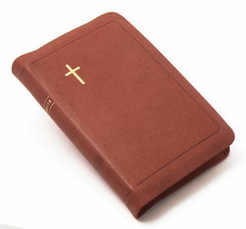 Raamattu, vanha käännös, 1933/38, keskikoko, suojareuna, rh, ruskea