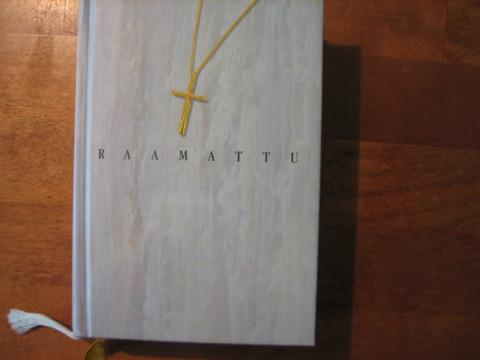 Raamattu, 1992, rippi, ristiriipus