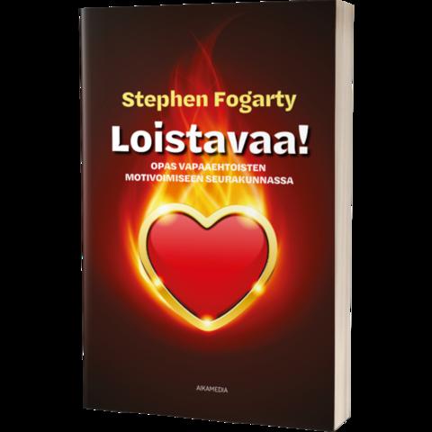 Loistavaa, Steven Fogarty