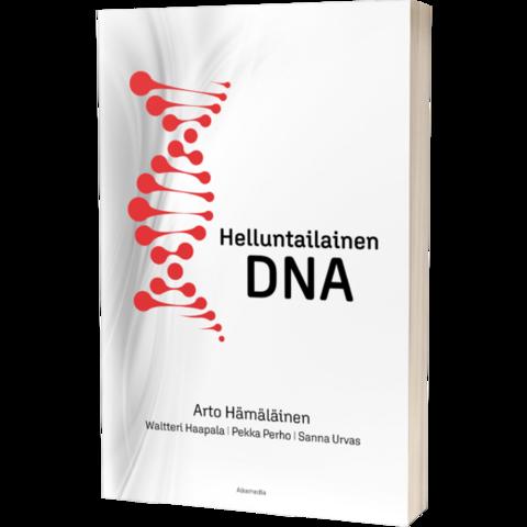 Helluntailainen DNA, Arto Hämäläinen