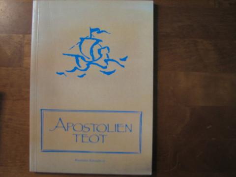 Apostolin teot, käännösehdotus