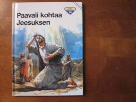 Paavali kohtaa Jeesuksen, Penny Frank