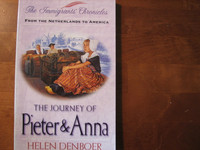 The Journey of Pieter & Anna, Helen Denboer