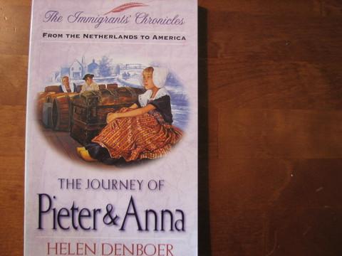 The Journey of Pieter & Anna, Helen Denboer