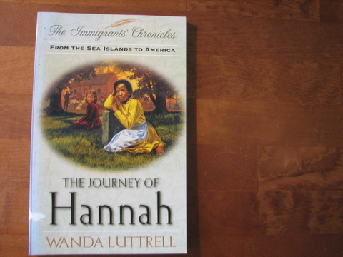 The Journey of Hannah, Wanda Luttrell