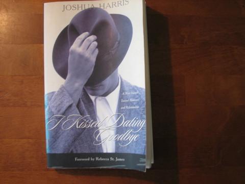 I Kissed Dating Goodbye, Joshua Harris