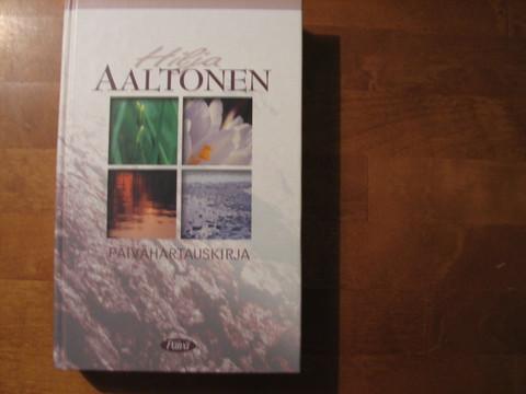 Päivähartauskirja, Hilja Aaltonen, d5