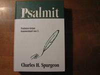 Psalmit, kommentaari, osa 2( Psalmit 86-150), Charles H. Spurgeon