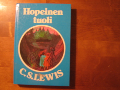 Hopeinen tuoli, C.S Lewis