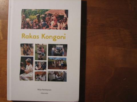 Rakas Kongoni, Mirja Reinikainen