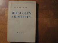 Miksi olen kristitty, O. Hallesby