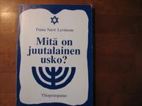 Mitä on juutalainen usko, Pnina Nave Levinson