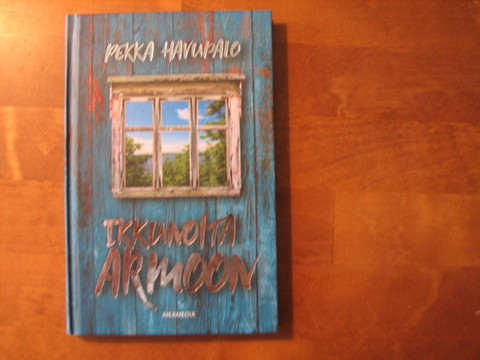 Ikkunoita armoon, Pekka Havupalo