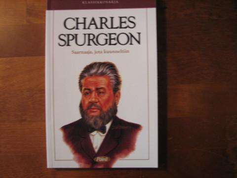Charles Spurgeon, saarnaaja jota kuunneltiin, J.C. Carlile, d2