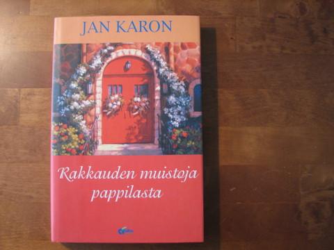 Rakkauden muistoja pappilasta, Jan Karon