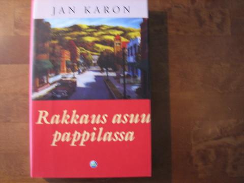 Rakkaus asuu pappilassa, Jan Karon