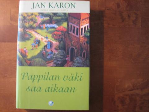 Pappilan väki saa aikaan, Jan Karon