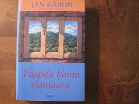 Pappila kiinni elämässä, Jan Karon