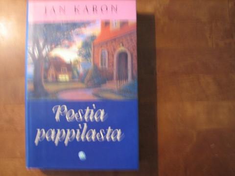 Postia pappilasta, Jan Karon