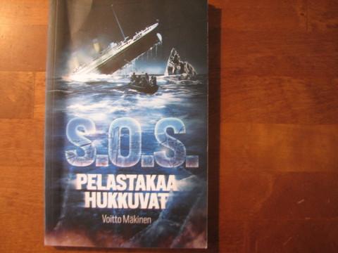 S.O.S. Pelastakaa hukkuvat, Voitto Mäkinen