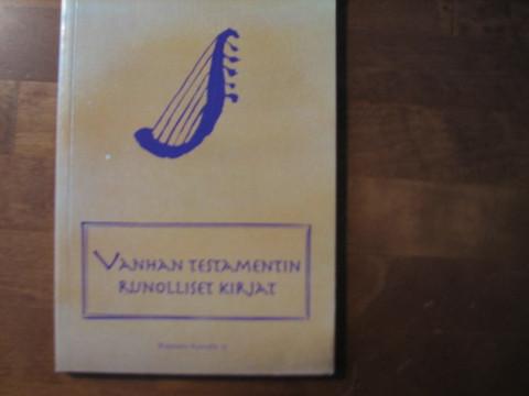 Vanhan Testamentin runolliset kirjat