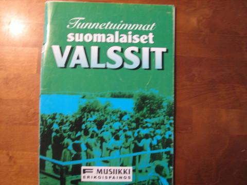 Tunnetuimmat suomalaiset valssit