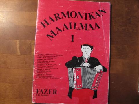 Harmonikan maailma 1