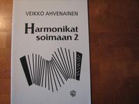 Harmonikat soimaan 2, Veikko Ahvenainen