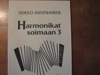 Harmonikat soimaan 3, Veikko Ahvenainen
