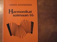 Harmonikat soimaan 16, Veikko Ahvenainen