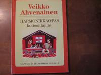 Harmonikkaopas kotisoittajille, Veikko Ahvenainen