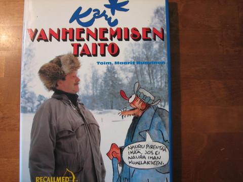 Vanhenemisen taito, Kari Suomalainen, Maarit Huovinen (toim.)