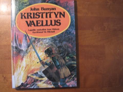Kristityn vaellus, John Bunyan, lapsille mukaillut Jean Watson