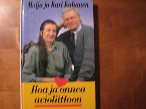 Iloa ja onnea avioliittoon, Maiju ja Kari Kuhanen