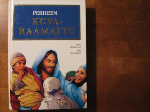 Perheen kuvaraamattu, Pulmu Palmgren, Zbigniew Freus