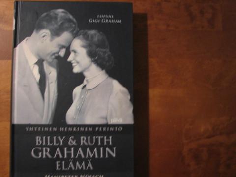Billy & Ruth Grahamin elämä, Hanspeter Nuesch, d2