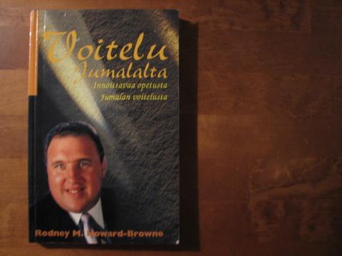 Voitelu Jumalalta, innoittavaa opetusta Jumalan voitelusta, Rodney M. Howard-Browne
