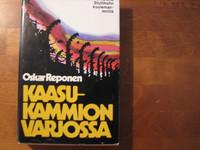Kaasukammion varjossa, Oskar Reponen