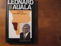 Leonard Auala, mustan Namibian paimen, Kirsti Ihamäki