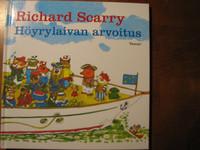 Höyrylaivan arvoitus, Richard Scarry