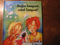 Harjaa hampaat, omat hampaat, Bärbel Spathelf, Susanne Szesny
