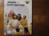 Jeesus, suuri opettaja, Penny Frank, John  Haysom