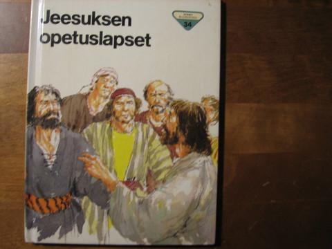 Jeesuksen opetuslapset, Penny Frank, John Haysom