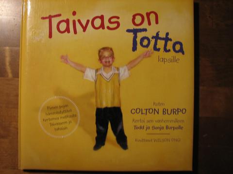 Taivas on totta lapsille, Todd ja Sonja Burpo, d2